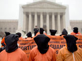 Hunger strike at Guantanamo Bay prison grows to 21, says US official