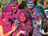 Celebrating Holi with artificial colours? Think again