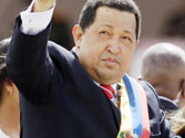 A look at Hugo Chavez's life and cancer fight