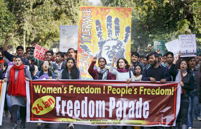 Union Cabinet drops bill on anti-rape law from agenda owing to internal differences