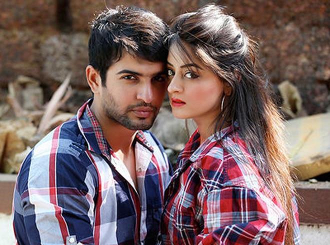 Jai Bhanushail and his wife Mahi Vij