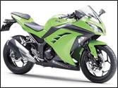 Kawasaki Ninja 300 India launch soon