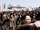 After issuing threats to US, North Korea says it is in a state of war with South Korea