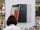 LG's LTE smartphone sales tops 10 million mark last week