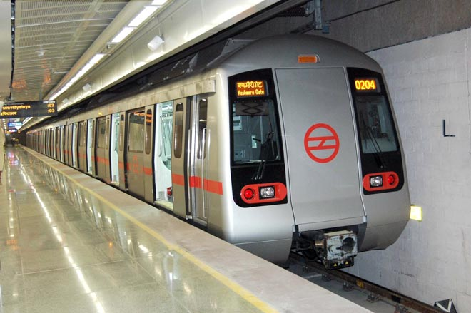 Delhi Metro will soon be extened from Dilshad Garden to New Bus Terminal in Ghaziabad