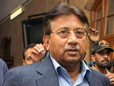 Pakistan bans former president Musharraf from leaving country