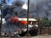 43 dead, scores injured as Myanmar govt shifts blame for communal clashes