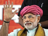 Boost to Modi's PM ambitions? Gujarat CM gets key role in BJP as the party announces team for 2014 Lok Sabha polls