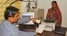 Gujarat shows the rest of India the way in PDS reform by eliminating fake cards using biometric data