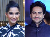 Sonam loves working with Ayushmann