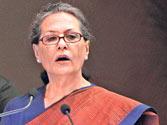 Sonia Gandhi completes an unprecedented 15 years as Congress chief