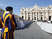 Cardinal electors arrive in Rome for conclave to appoint new Pope