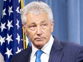 Suicide bomb hits Kabul during US Defence Secretary Hagel's visit