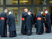 Vatican Conclave: Cardinals celebrate Mass before entering Sistine Chapel