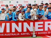 India thrash Aus by six wickets in final Test, clinch historic 4-0 series whitewash