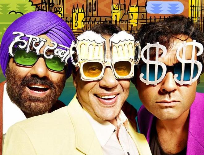 Deol Trio Returns With Yamla Pagla Deewana 2 Movies News