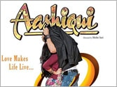Who is that girl in Aashiqui 2 poster?