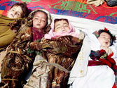 11 children among 20 dead in NATO airstrike in Afghanistan