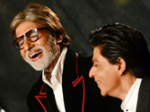 Big B, SRK to shoot promotional video for Bhaag Milkha Bhaag