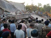 Bhopal hospital collapse claims two lives, injures 26