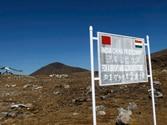 PLA banner in Ladakh says