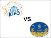 IPL 2013: Chennai Super Kings vs Rajasthan Royals