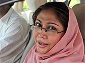 Pakistan's Iron sister a power centre within PPP and a source of friction with Bilawal
