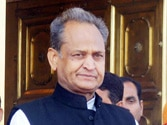 In yatra war, losing Gehlot takes potshots at Raje even as she marches on