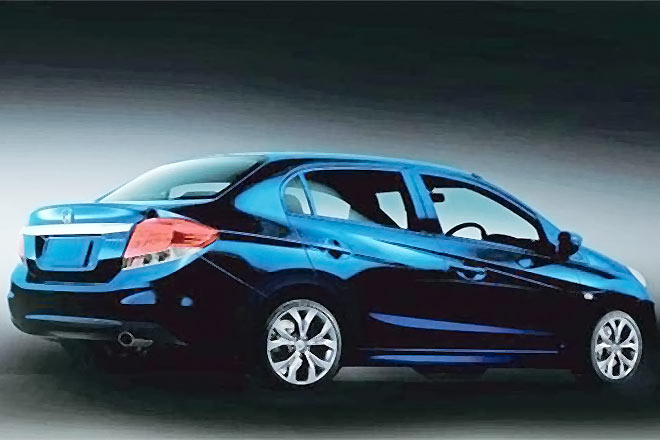 Honda Amaze Diesel Car Launched In India To Cost Rs 599 Lakh