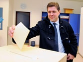 Will Iceland remain in the European Union after today's election?