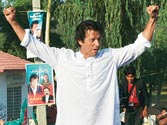 Imran Khan's delusions of grandeur: The former cricketer's cockiness is based on his sharply rising political fortunes in the past one year