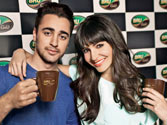 Imran, Anushka bond over coffee