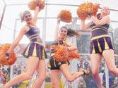 Cheerleaders fail to bling it up this IPL season