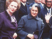 Tribute: The Iron Lady passes away