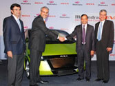 After e2o, Mahindra starts work on bigger electric vehicles
