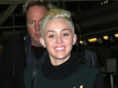 Miley admits she pushed Hemsworth aside