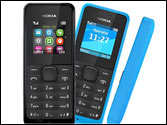 Nokia 105: The cheapest handset launched in India