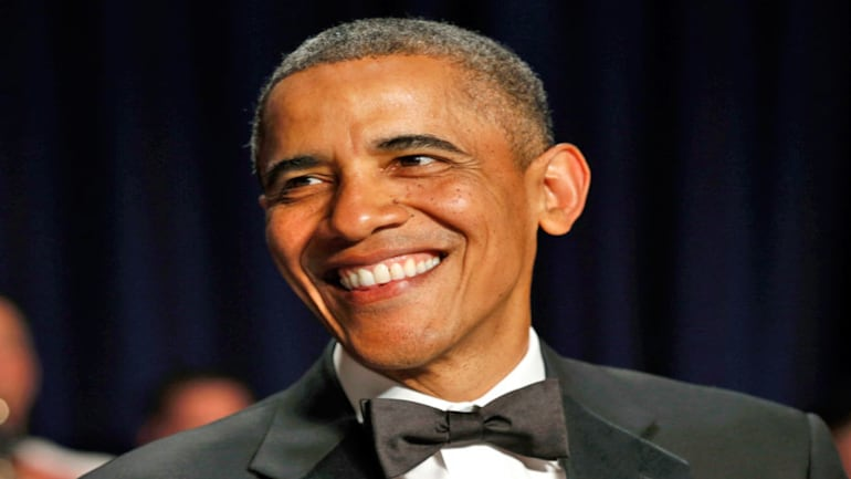 I'm not the strapping young Muslim socialist that I used to be, kids Obama - World News