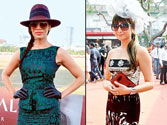 Fashion hits and misses on the Polo circuit