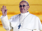 Pope Francis celebrates Easter with a passionate plea for world peace