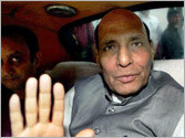 Nitish Kumar's statement on PM candidate was unfortunate, says Rajnath