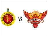 Royal Challengers Bangalore rattle Sunrisers Hyderabad in IPL 6 clash