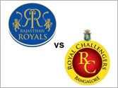 Rajasthan Royals stun IPL giants RCB by 4 wickets