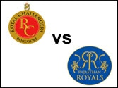 Consistent Rajasthan to take on Royal Challengers Bangalore in IPL today