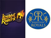 IPL 2013: Rajasthan Royals vs Kolkata Knight Riders