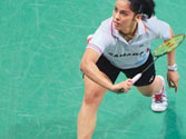 Saina cruises, Kashyap loses at Indian Open India Open Super Series