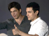 Shah Rukh Khan, Aamir Khan to share screen space for the first time in Bombay Talkies?