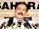 Not even offered a cup of tea, says Sahara chief after appearing before SEBI