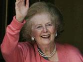 Britain's governing elite bid farewell to Iron Lady Margaret Thatcher
