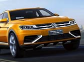 Volkswagen CrossBlue unveiled at Shanghai Auto Show